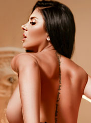 Kensington busty Chiska london escort